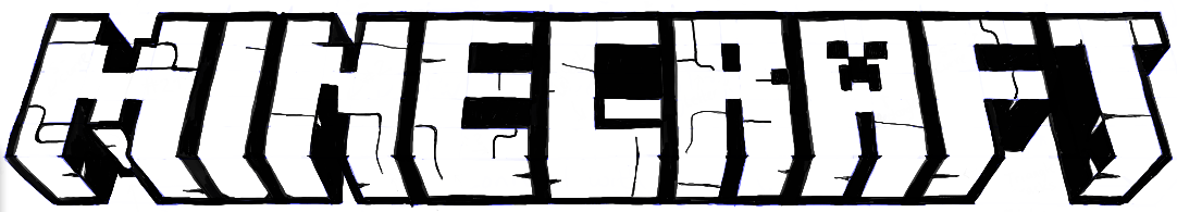 How to draw the minecraft logo step by step drawing for Draw logo free