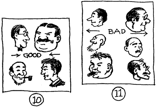 how to draw a comic strip character