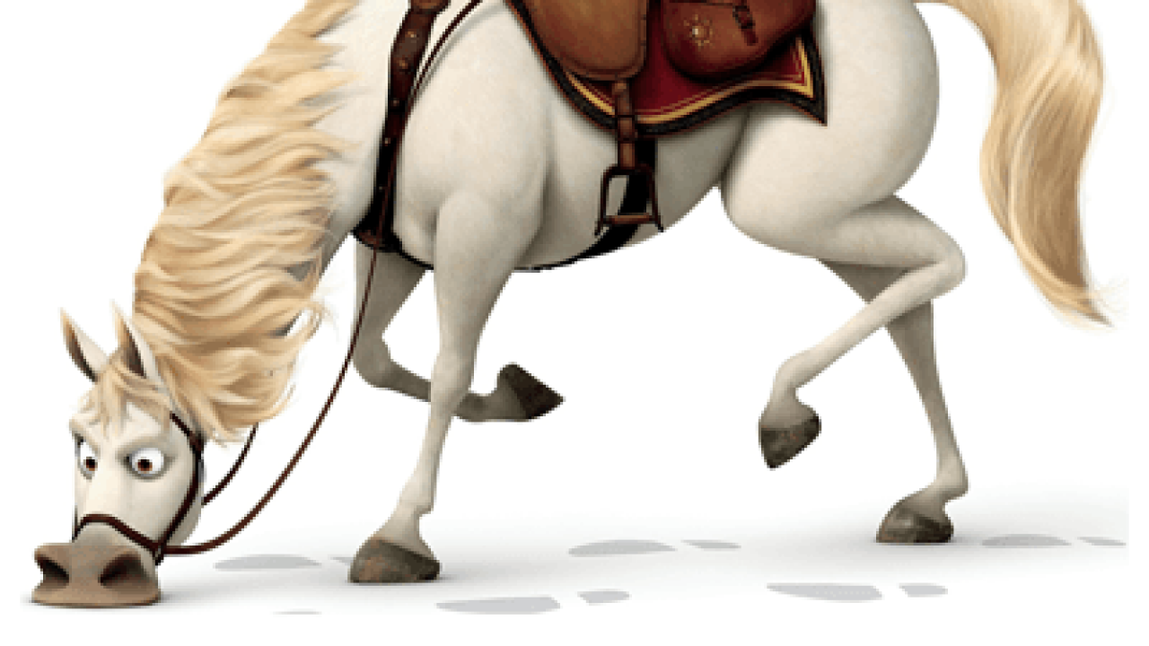 How To Draw Maximus The Horse From Tangled In Easy Steps How To Draw Step By Step Drawing Tutorials