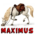 How to Draw Maximus the Horse From Disneys Tangled in Easy Step by Step Drawing Tutorial