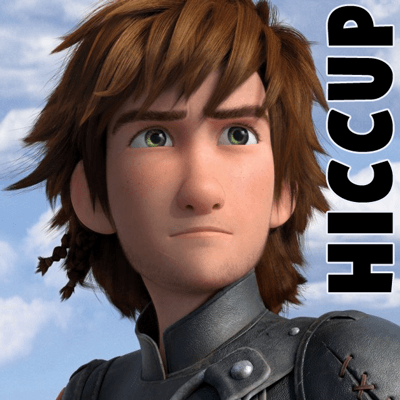 How to Draw Hiccup from How to Train Your Dragon 2 in Easy ...