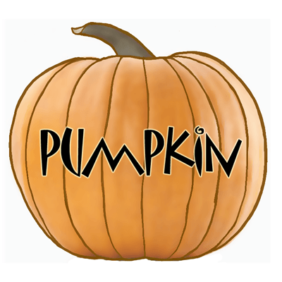 How to Draw a Pumpkin for Halloween in Simple Steps Lesson
