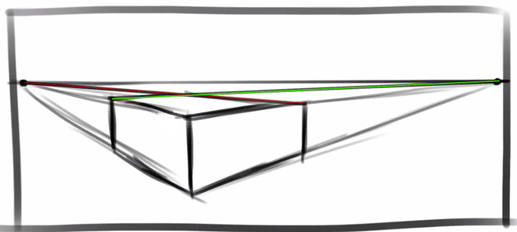 two point perspective lesson pdf