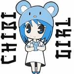How to Draw a Cute Chibi Girl with Mouse Hat Simple Steps Anime Lesson