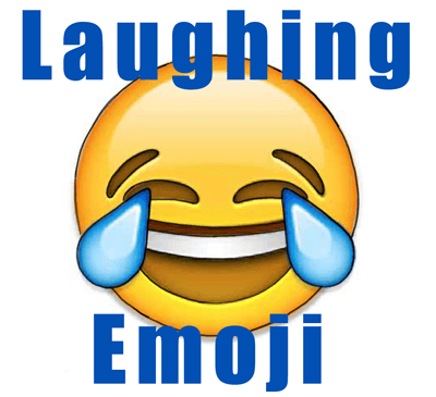 How to Draw Laughing Crying Emoji with Simple Step by Step Drawing Tutorial