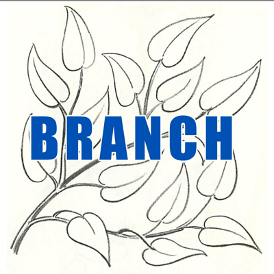 How To Draw Tree Branches Full Of Leaves Drawing Tutorial How To