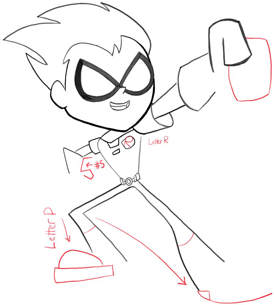 step11-drawing-robin-teen-titans-go