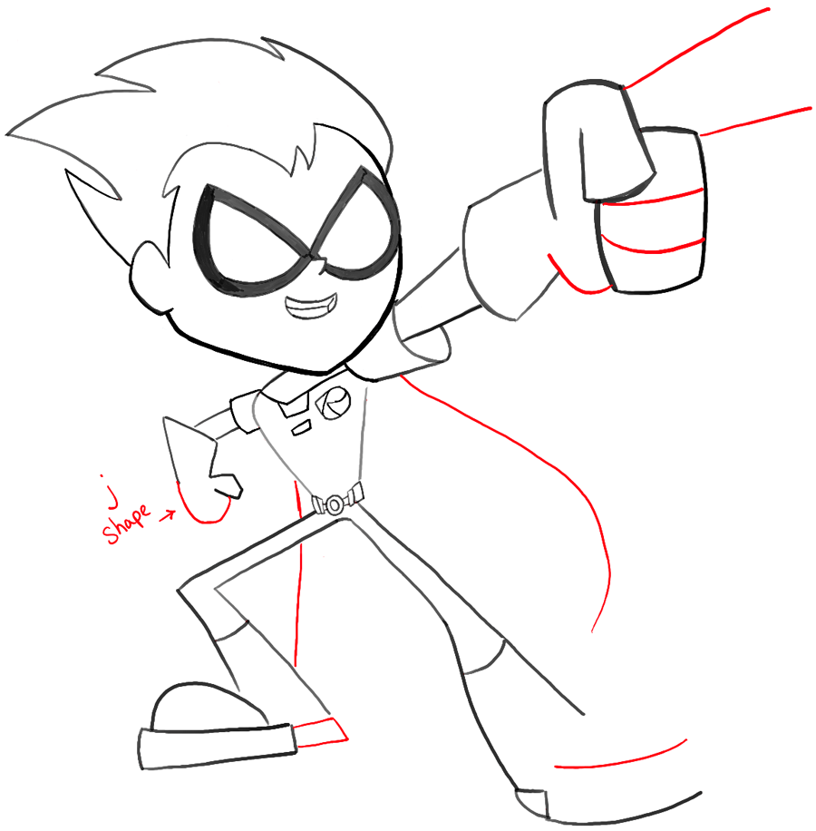 step12-drawing-robin-teen-titans-go
