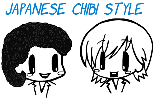 How to Draw Air Supply in Chibi Style