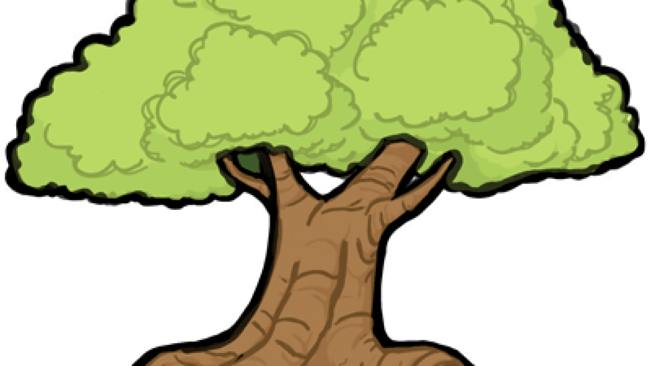 Cartoon Tree Outline : Adobe draw tutorials on cartoon.
