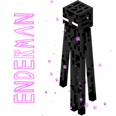 Image of: Sword How To Draw Enderman From Minecraft Step By Step Drawing Lesson Drawing How To Draw How To Draw Enderman From Minecraft Drawing Tutorial How To Draw