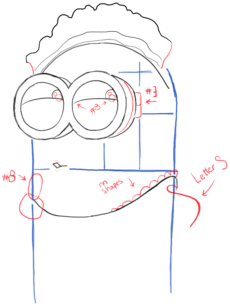 step05-how-to-draw-phil-despicable-me-minion-maid-costume