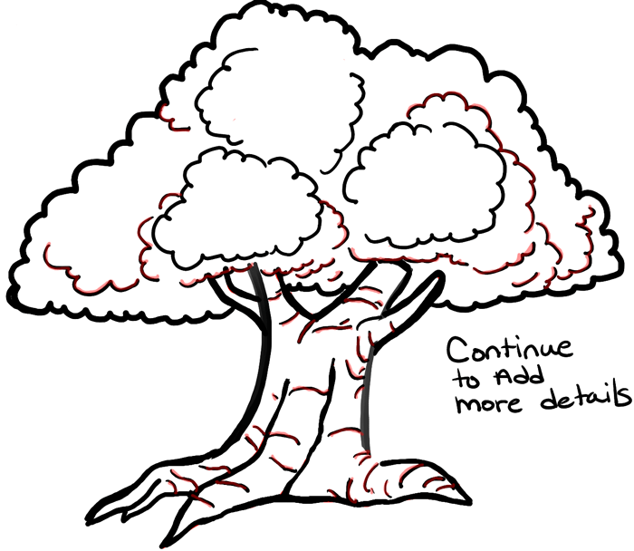 step07-how-to-draw-cartoon-trees