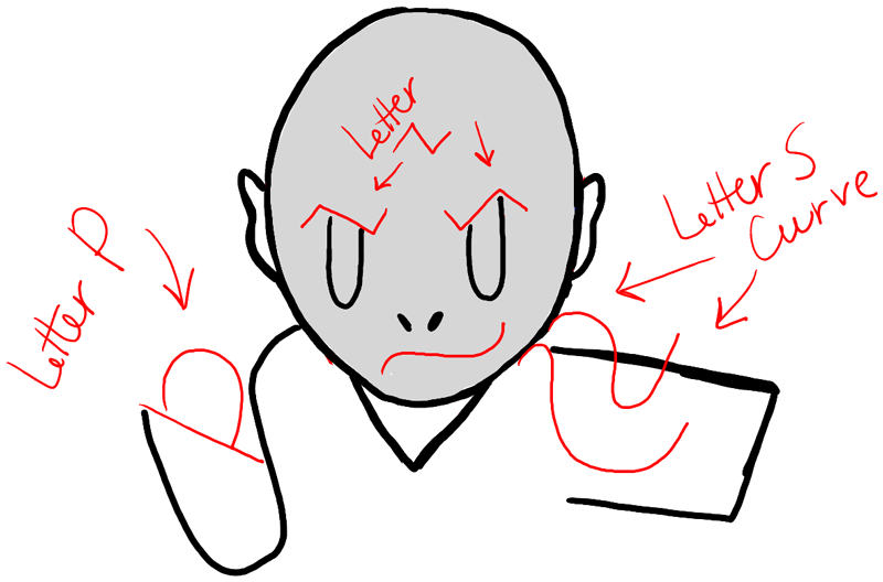 How To Draw Cute Chibi Voldemort From Harry Potter With Simple Steps