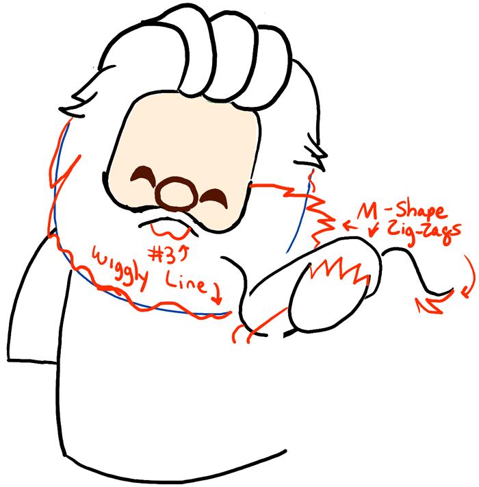 step05-draw-hagrid-buckbeak-from-harrypotter