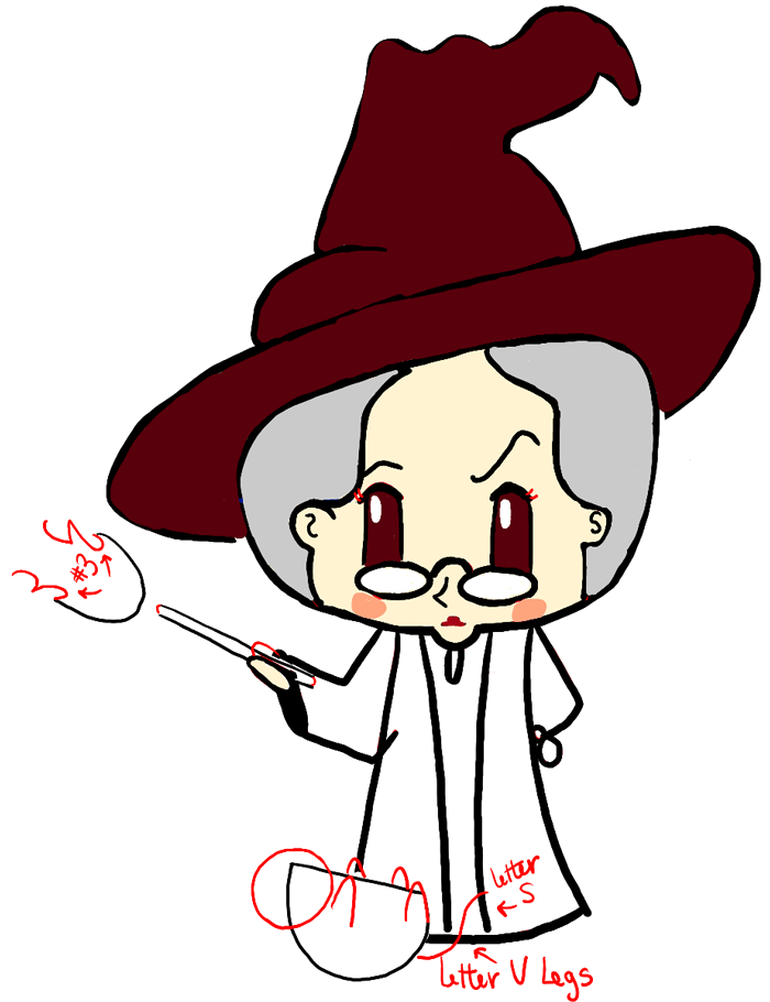 step08-how-to-draw-cute-professor-mcgonagall