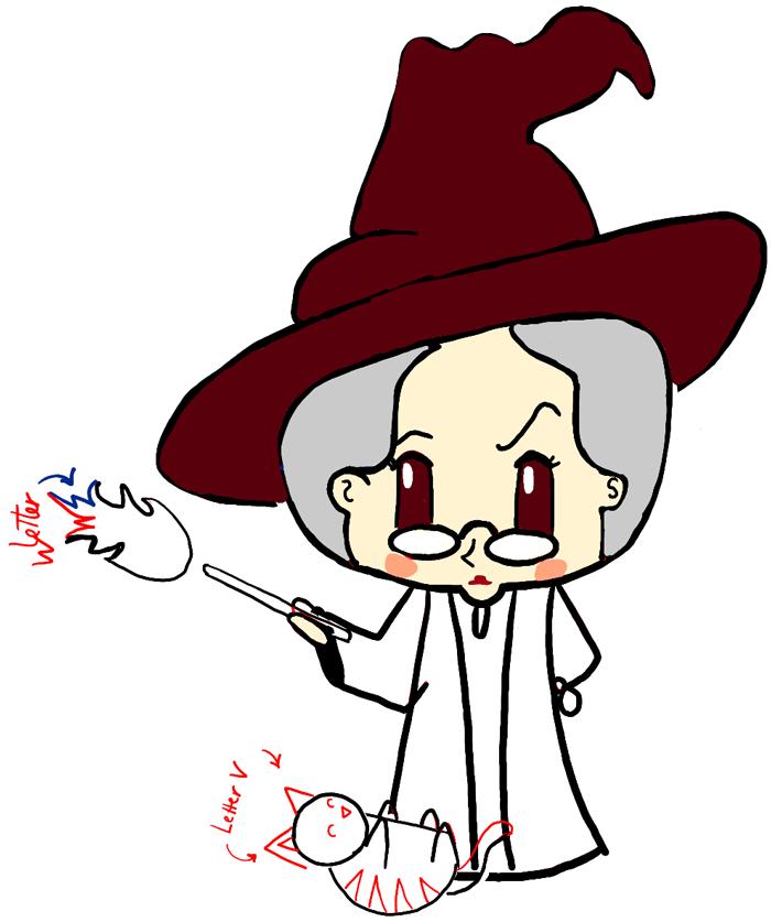 step09-how-to-draw-cute-professor-mcgonagall