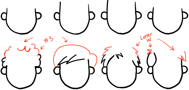 step04-howtodraw-boys-hair