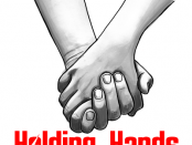 Learn how to draw people holding hands in simple steps