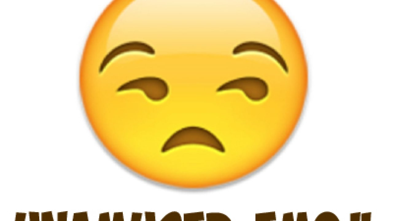 How to Draw Unamused Emoji Face or Meh Face with Easy
