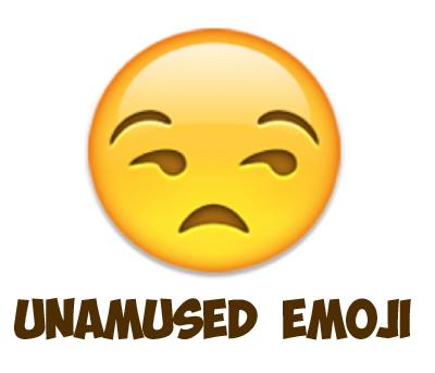 learn how to draw unamused emojis