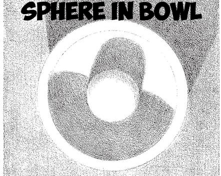 How to Draw a Sphere or Ball inside a Bowl - Shading and Adding Shadows Tutorial