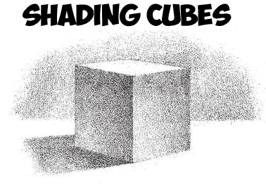How to add shadows to a cube