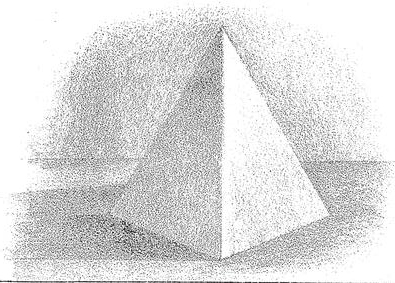 Pyramid Drawing