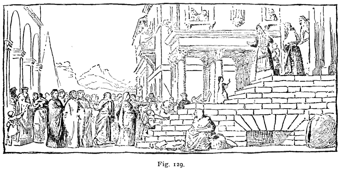 Titian's Presentation of the Virgin-howtodraw-curvilinear-perspective