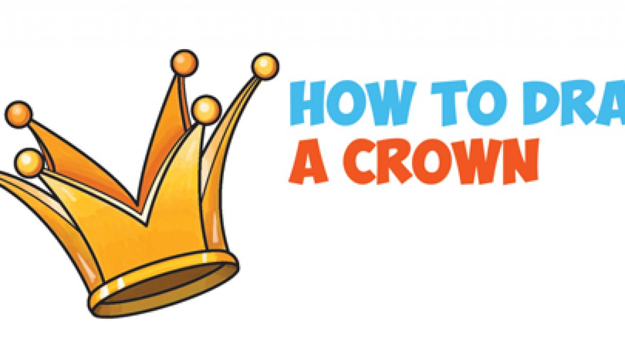 How To Draw A Crown Drawing Cartoon Crowns Easy Step By Step Drawing Tutorial For Kids How To Draw Step By Step Drawing Tutorials Lovepik provides 290000+ cartoon crown photos in hd resolution that updates everyday, you can free download for both personal and commerical use. how to draw a crown drawing cartoon