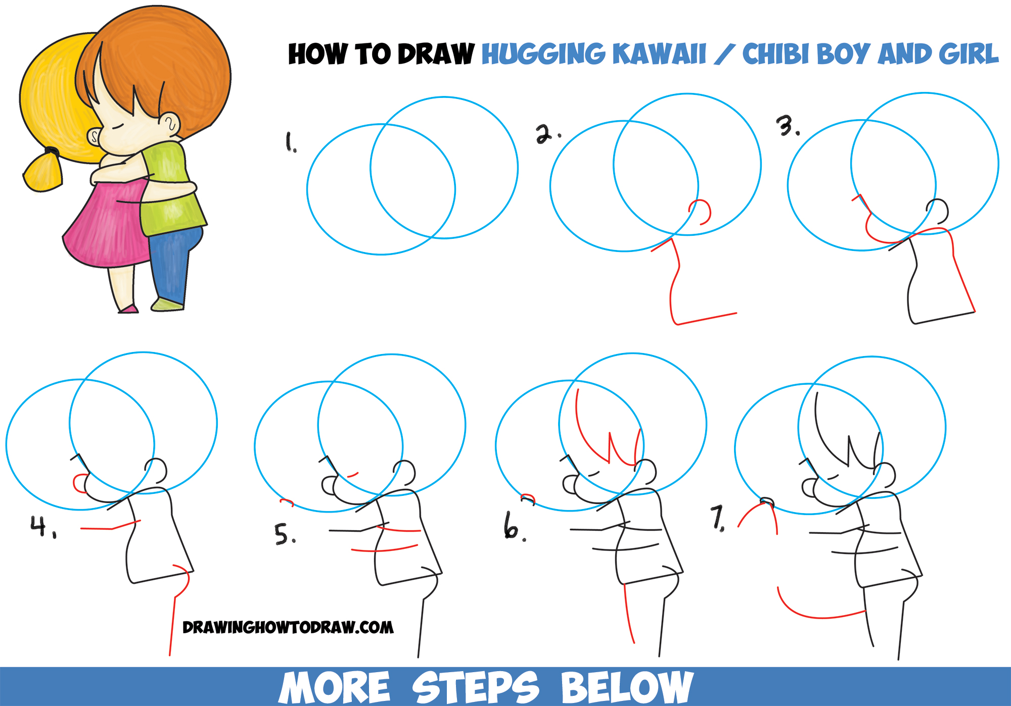 how to draw really good anime step by step