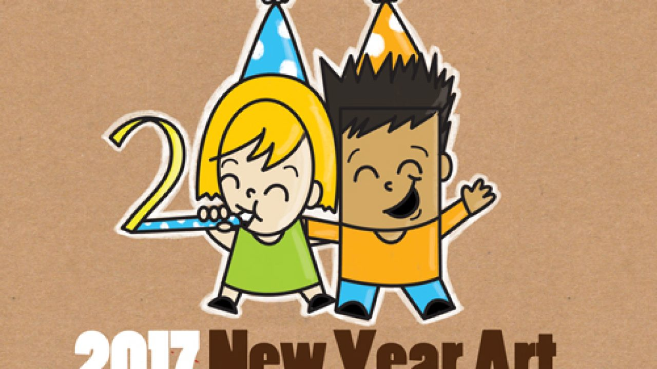 how to draw new years eve new year word cartoon art of kids celebrating from the year 2017 easy word toon tutorial for kids how to draw step by step new year word cartoon art of kids