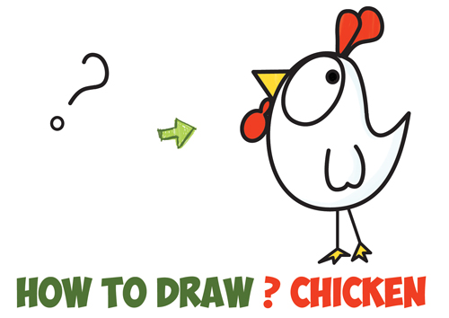 Drawing Farm Animals Archives - How to Draw Step by Step ...