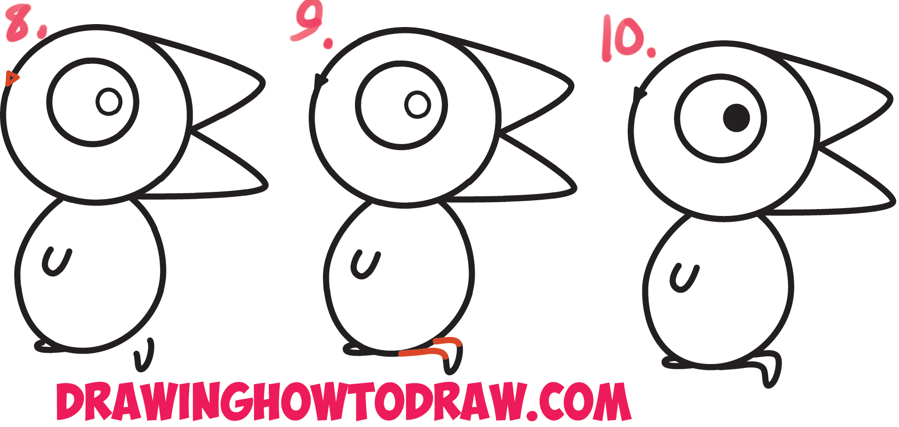 "Optical Illusions for Kids - Learn How to Draw the ""Is it a Cat or Is it a Bird"" Optical Illusion with Simple Steps Drawing Lesson for Children"