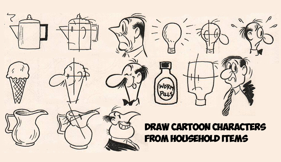 How to Draw Cartoons for Beginners: Free Tutorial ...