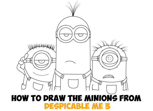 Cartoon characters you know archives how to draw step by for How to make cartoon drawings step by step