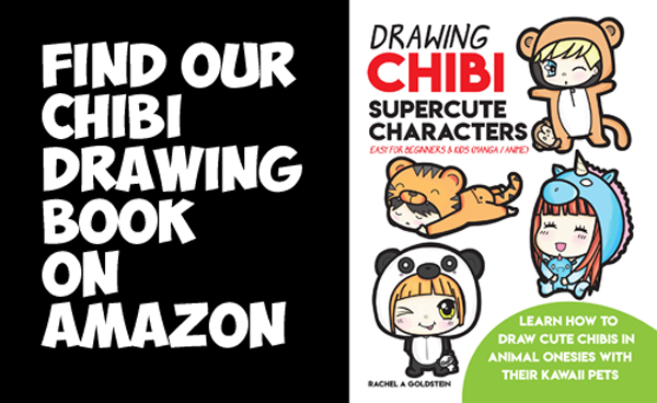 Book Cover Drawing Exercises : Learn how to draw kawaii cute chibi pokemons huge