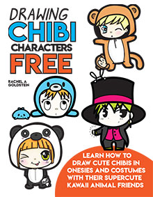 how to draw cute chibis in costumes and onesies free book download