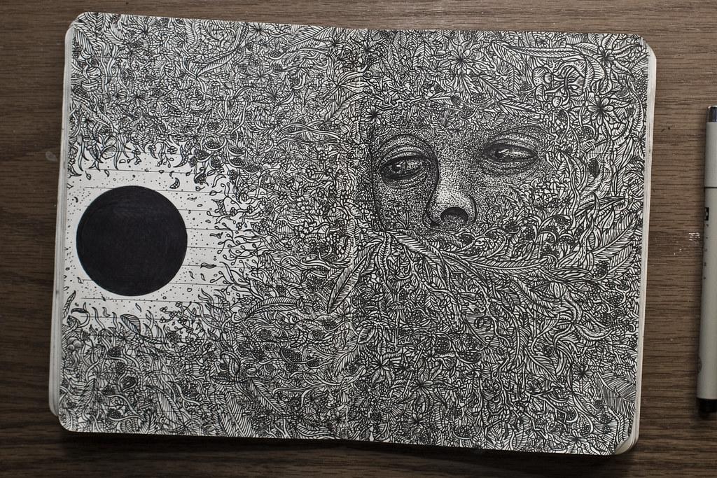 Paul Hoi Sketchbook Art Inspiration