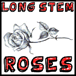 How to Draw Long Stem Roses with Easy Step by Step Drawing Tutorial