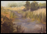 Painting Basics: Atmospheric Perspective in Landscape