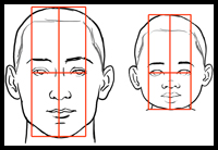 Drawing a Child's Face : Mastering Proportions