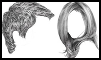 How to Draw Realistic Hair: The Ultimate Tutorial
