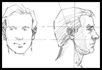 Focus on Facial Features: Drawing The Ears