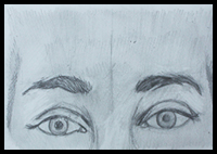 Adding Expression: How to Draw Eyebrows Step by Step