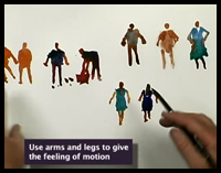 Tips for Painting Figures in a Landscape [Video]