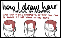 Hair Drawing Tips Guide