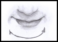 Tips on Drawing the Mouth from Different Angles