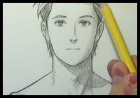 How to Draw the Neck & Shoulders (Male) [Video]