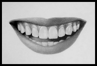 How to Draw Teeth – 7 Easy Steps